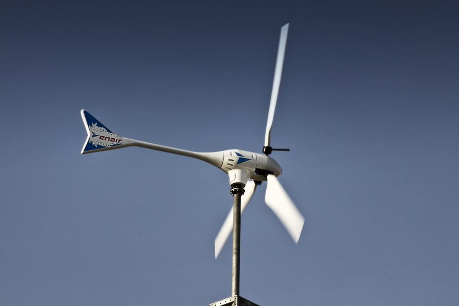 Small Wind Turbine E70PRO - The latest technology