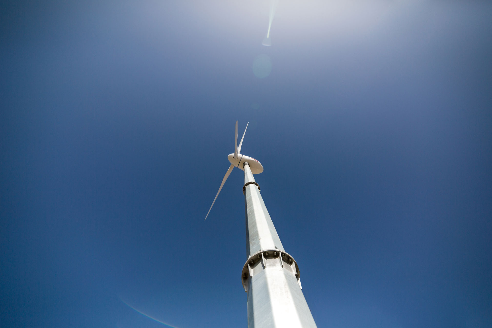 Small Wind Turbine E200L - The latest technology